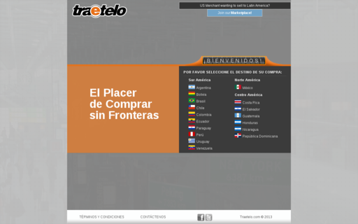 Access traetelo.com using Hola Unblocker web proxy