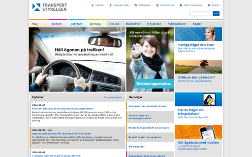 Access transportstyrelsen.se using Hola Unblocker web proxy