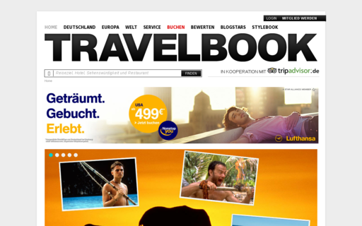 Access travelbook.de using Hola Unblocker web proxy