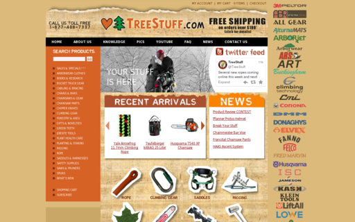 Access treestuff.com using Hola Unblocker web proxy