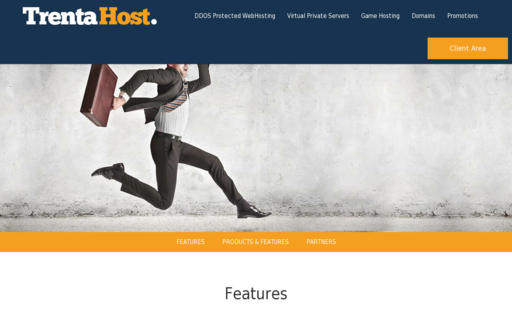Access trentahost.com using Hola Unblocker web proxy