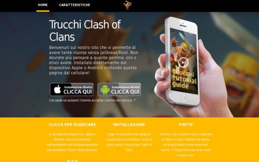 Access truccoclash.com using Hola Unblocker web proxy