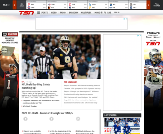Access tsn.ca using Hola Unblocker web proxy