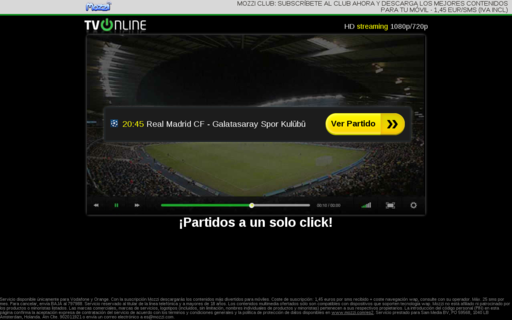 Access tu-tvonline.com using Hola Unblocker web proxy