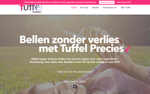 Access tuffelmobiel.nl using Hola Unblocker web proxy