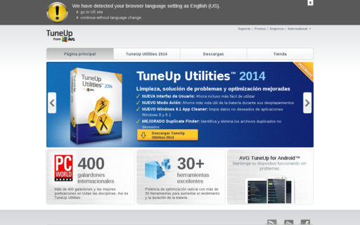 Access tuneup.mx using Hola Unblocker web proxy