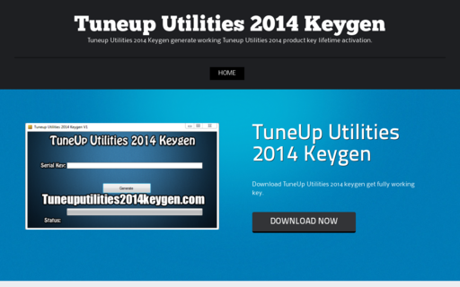 Access tuneuputilities2014keygen.com using Hola Unblocker web proxy