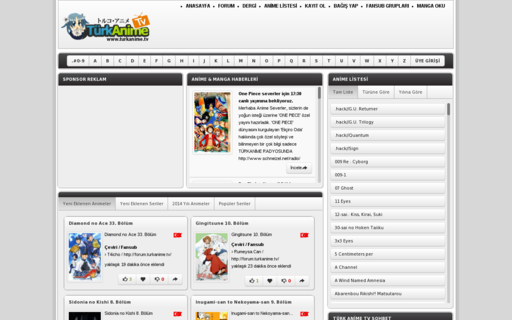 Access turkanime.tv using Hola Unblocker web proxy