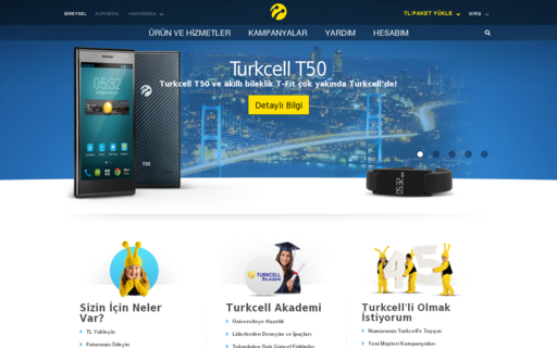 Access turkcell.com.tr using Hola Unblocker web proxy