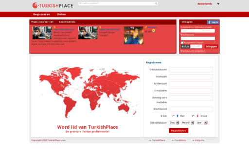 Access turkishplace.nl using Hola Unblocker web proxy