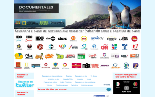 Access tutelevisionenvivo.org using Hola Unblocker web proxy