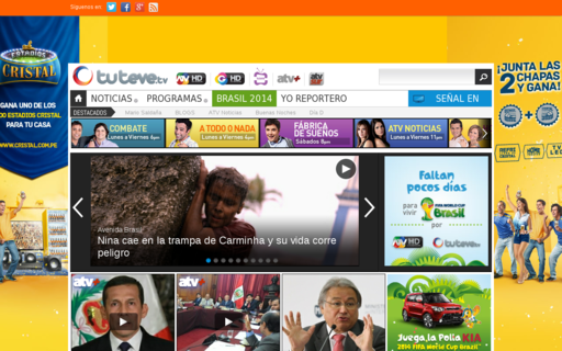Access tuteve.tv using Hola Unblocker web proxy