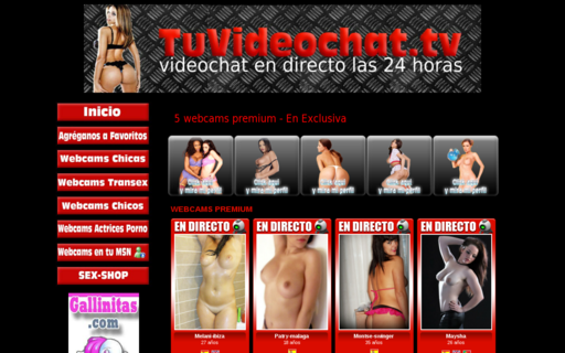 Access tuvideochat.tv using Hola Unblocker web proxy