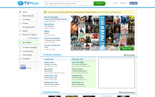 Access tvmuse.eu using Hola Unblocker web proxy