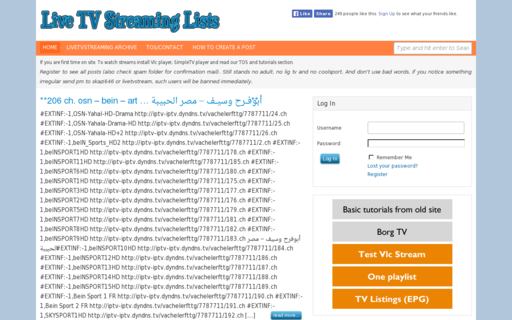 Access tvonlinestreams.com using Hola Unblocker web proxy