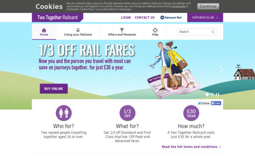 Access twotogether-railcard.co.uk using Hola Unblocker web proxy