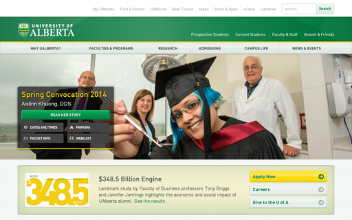 Access ualberta.ca using Hola Unblocker web proxy