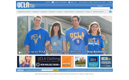 Access uclastore.com using Hola Unblocker web proxy