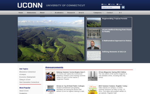 Access uconn.edu using Hola Unblocker web proxy