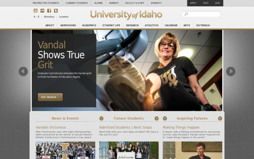 Access uidaho.edu using Hola Unblocker web proxy
