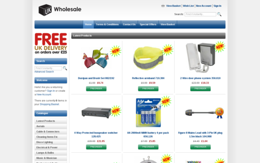 Access ukwholesale.info using Hola Unblocker web proxy