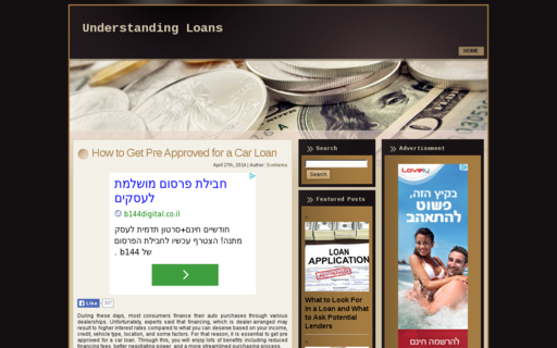 Access understandingloans.net using Hola Unblocker web proxy