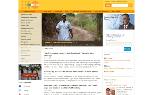 Access unfpa.org using Hola Unblocker web proxy