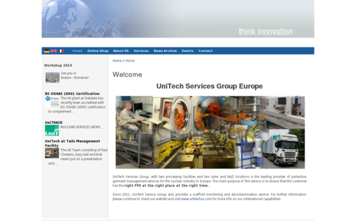 Access unitech-services.eu using Hola Unblocker web proxy