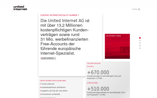 Access united-internet.de using Hola Unblocker web proxy