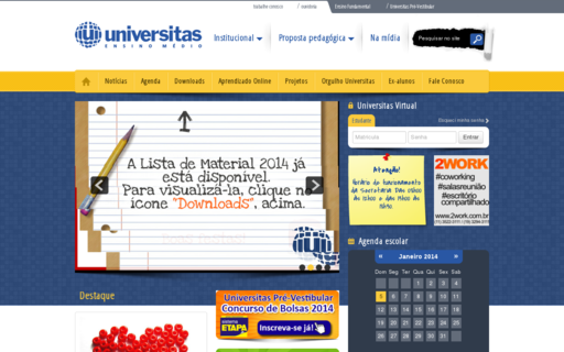 Access universitasensinomedio.com.br using Hola Unblocker web proxy