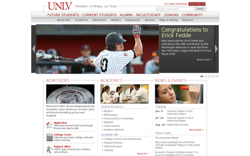 Access unlv.edu using Hola Unblocker web proxy