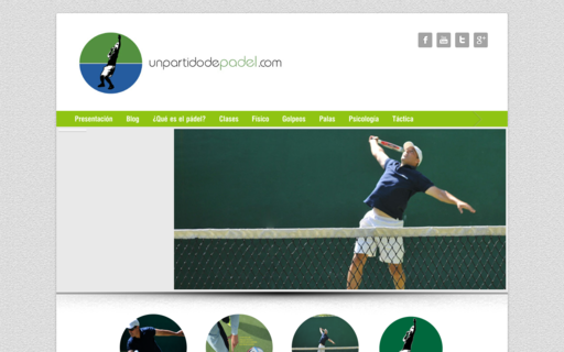 Access unpartidodepadel.com using Hola Unblocker web proxy