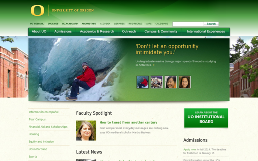 Access uoregon.edu using Hola Unblocker web proxy