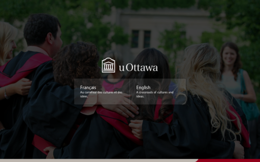 Access uottawa.ca using Hola Unblocker web proxy