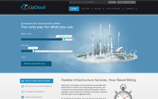 Access upcloud.com using Hola Unblocker web proxy