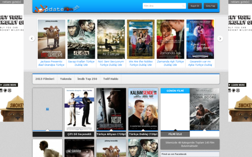 Access updatefilm.net using Hola Unblocker web proxy