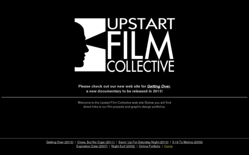 Access upstartfilmcollective.com using Hola Unblocker web proxy