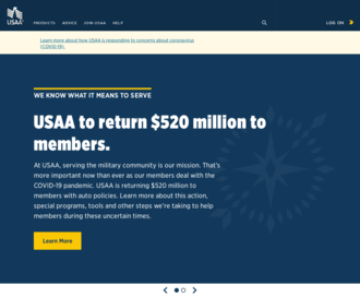 Access usaa.com using Hola Unblocker web proxy