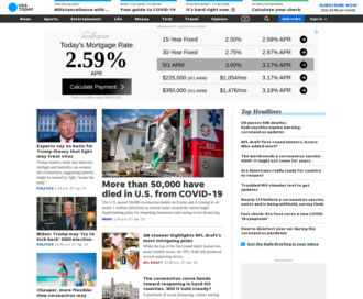 Access usatoday.com using Hola Unblocker web proxy
