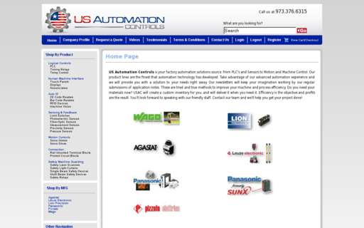 Access usautomationcontrols.com using Hola Unblocker web proxy