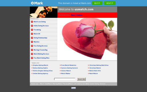 Access usmatch.com using Hola Unblocker web proxy
