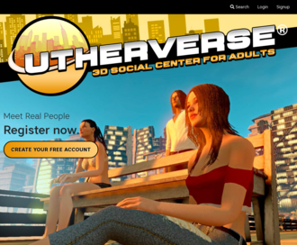 Access utherverse.com using Hola Unblocker web proxy