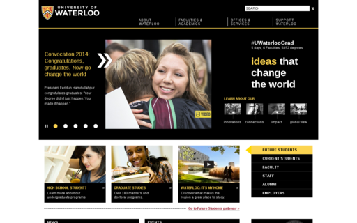 Access uwaterloo.ca using Hola Unblocker web proxy