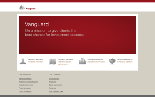 Access vanguard.com using Hola Unblocker web proxy
