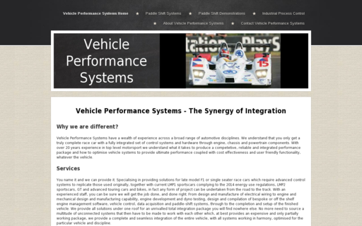 Access vehicleperformancesystems.com using Hola Unblocker web proxy