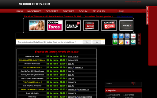 Access verdirectotv.com using Hola Unblocker web proxy