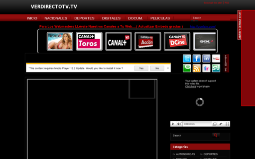 Access verdirectotv.tv using Hola Unblocker web proxy