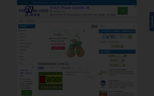 Access vertvenvivo24h.info using Hola Unblocker web proxy