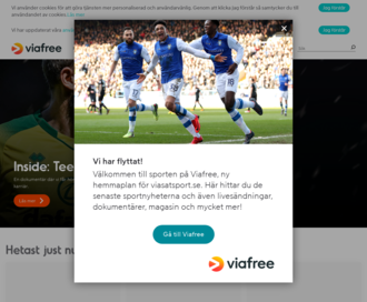 Access viasatsport.se using Hola Unblocker web proxy