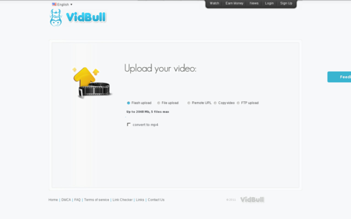 Access vidbull.com using Hola Unblocker web proxy